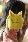 Eggy Cosy or Finger Puppet or Toy